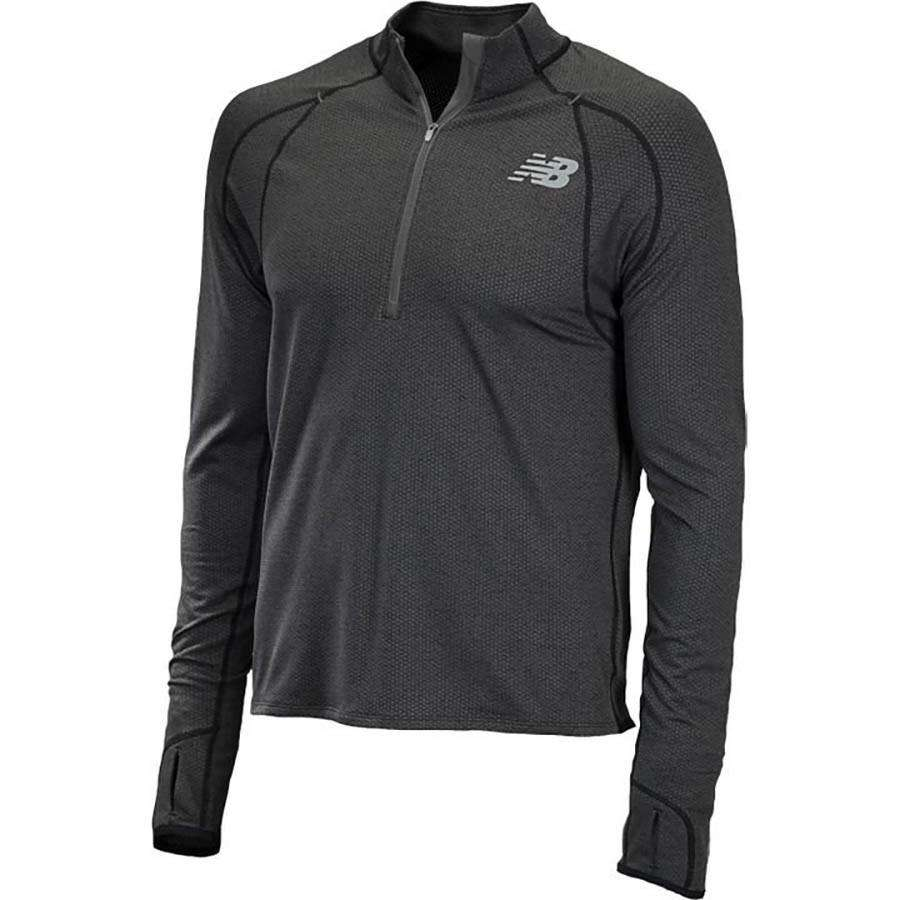 New Balance Boylston Half Zip - BlackToe Running Inc. - Toronto Running Specialty Store