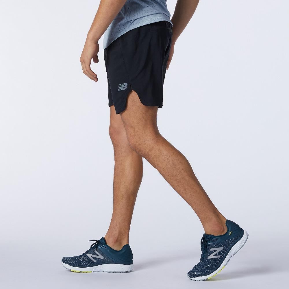 New Balance Men's Q Speed Fuel 7 Inch Short - BlackToe Running Inc. - Toronto Running Specialty Store