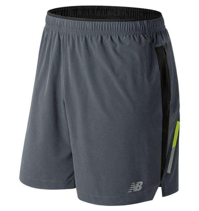 New Balance Men's Impact 7 Inch Short - BlackToe Running Inc.
