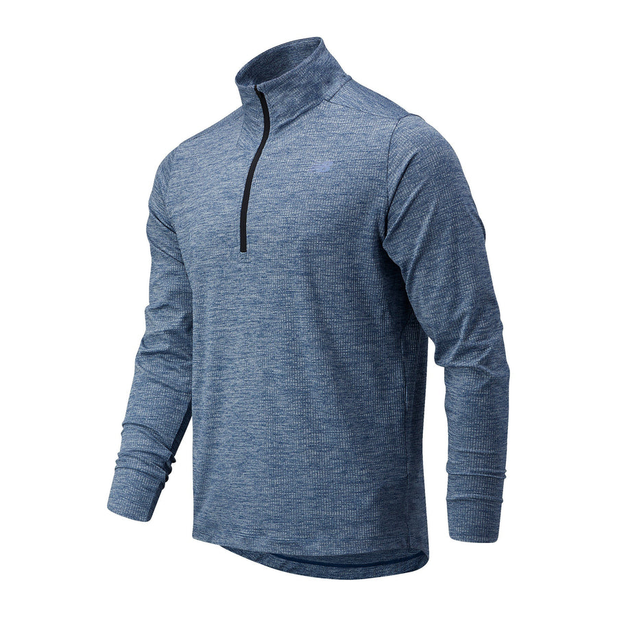 New Balance Men's Fortitech Quarter Zip - BlackToe Running Inc. - Toronto Running Specialty Store
