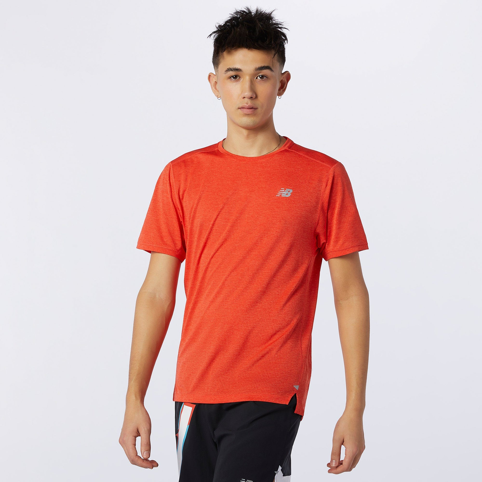 New Balance Men's Impact Run Short Sleeve - BlackToe Running Inc. - Toronto Running Specialty Store