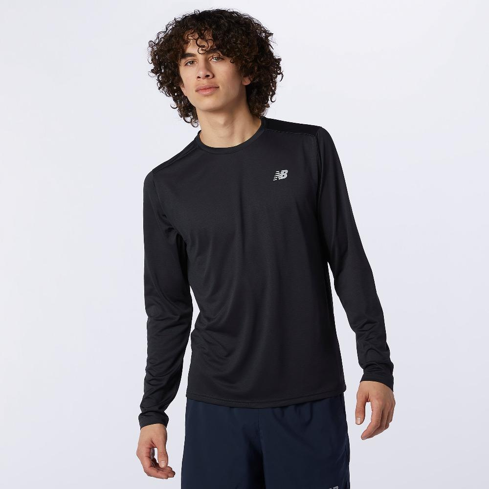 New Balance Men's Accelerate Longsleeve - BlackToe Running Inc. - Toronto Running Specialty Store