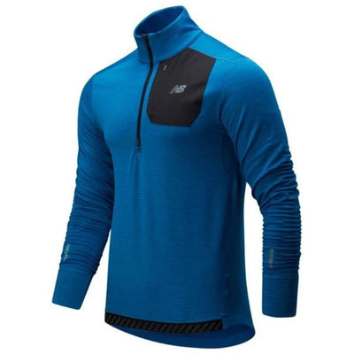 New Balance Men's NB Heat Quarter Zip - BlackToe Running Inc. - Toronto Running Specialty Store