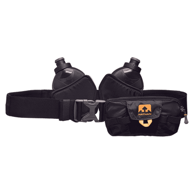 Nathan Switchblade 24oz Hydration Belt - BlackToe Running Inc.