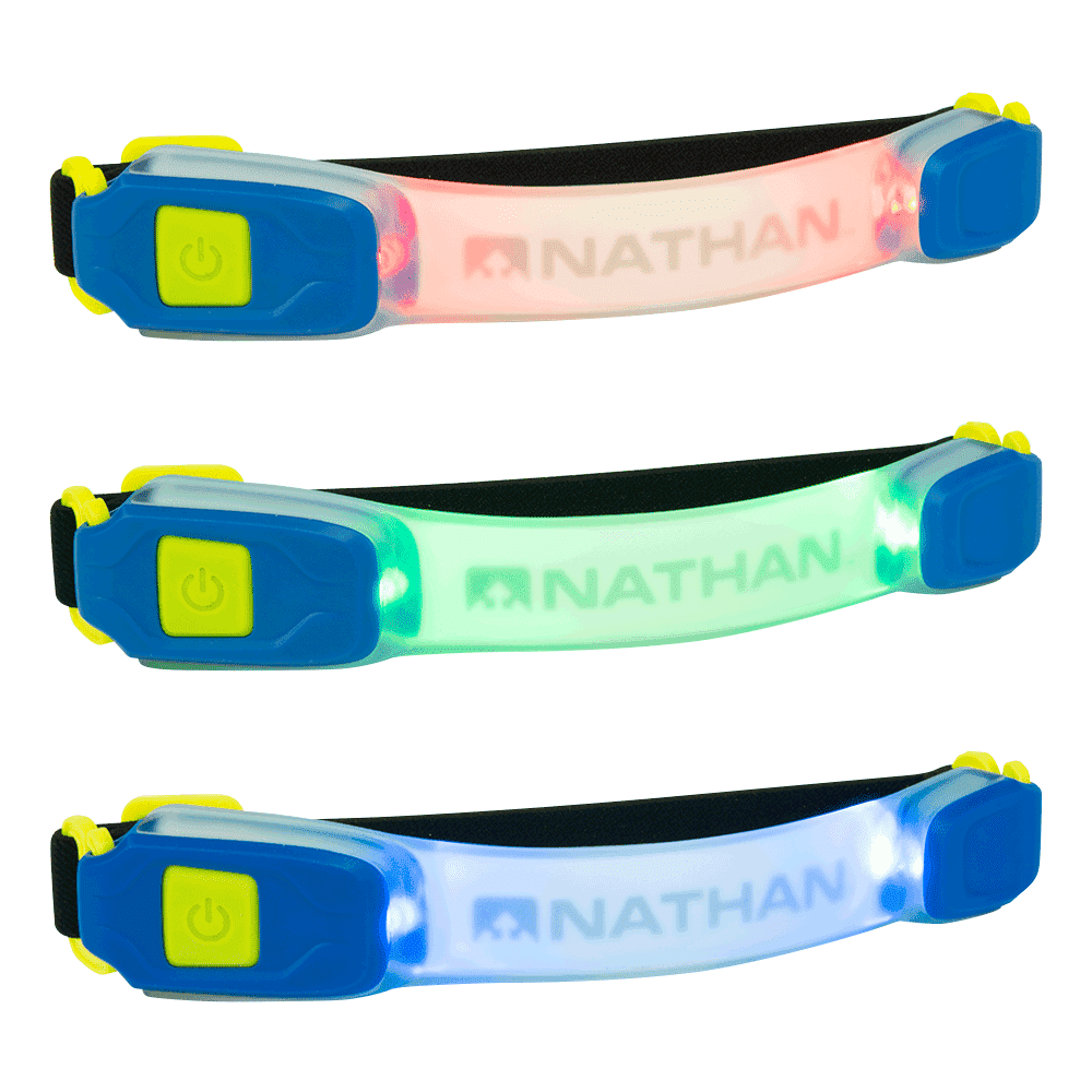Lightbender RX Lighted Rechargeable Armband - BlackToe Running Inc. - Toronto Running Specialty Store