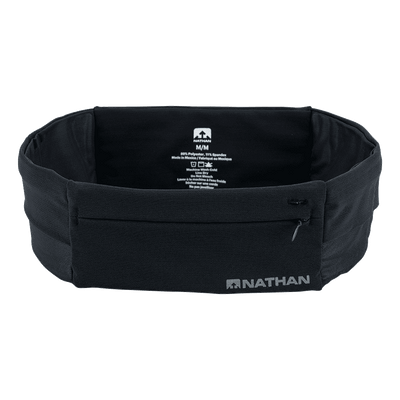 Nathan The Zipster Lite Waist Pak - BlackToe Running Inc.