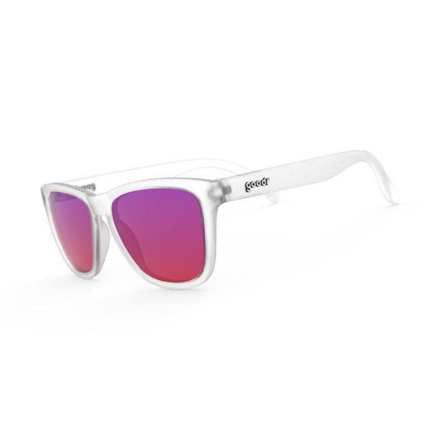 "Goodr OG Sunglasses ""Sunset 'Squishee' Brain Freeze"" - BlackToe Running Inc. - Toronto Running Specialty Store"