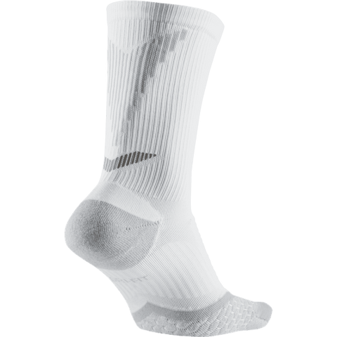 Nike Elite Cushioned Crew Sock - BlackToe Running Inc.