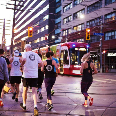 BlackToe Run Club - BlackToe Running Inc. - Toronto Running Specialty Store