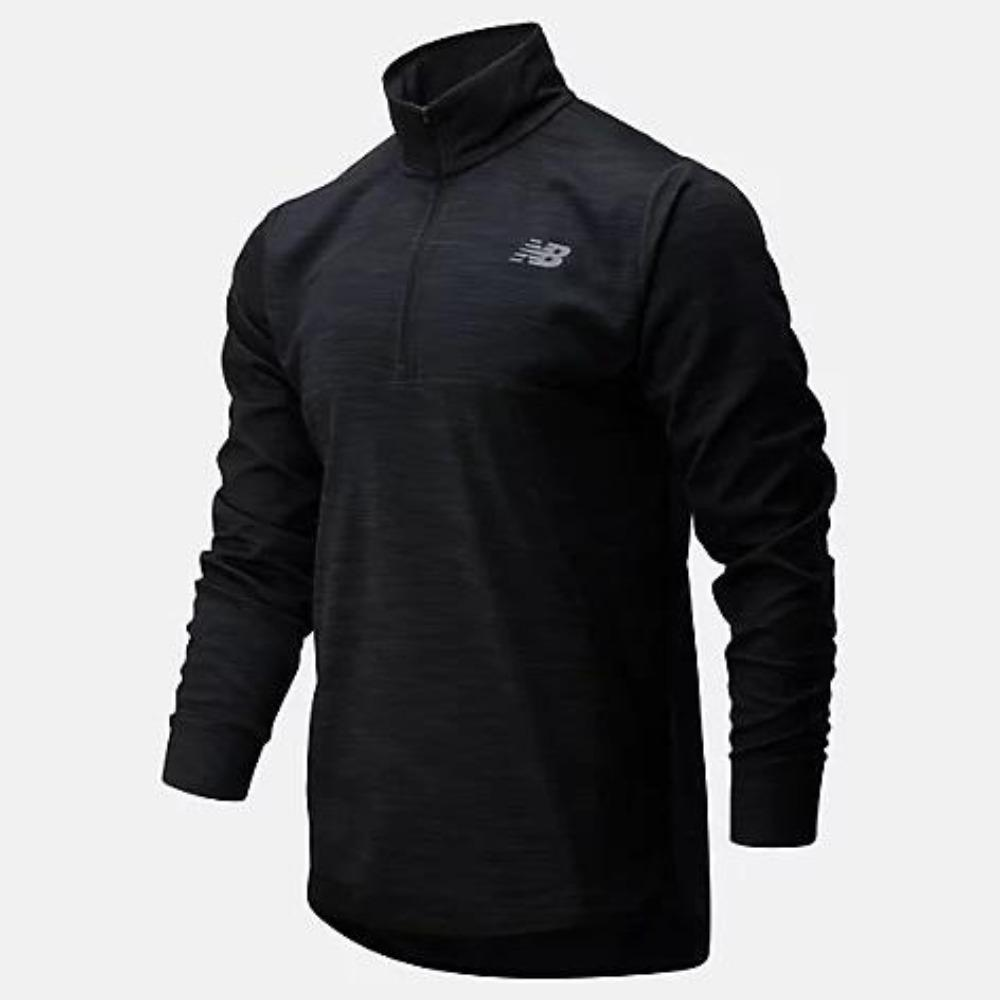New Balance Men's Tenacity Quarter Zip - BlackToe Running Inc. - Toronto Running Specialty Store