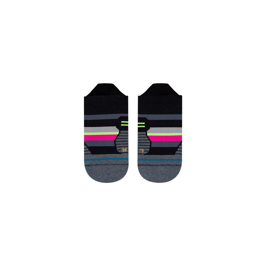 Stance Women's Run Tiled Tab - BlackToe Running Inc. - Toronto Running Specialty Store