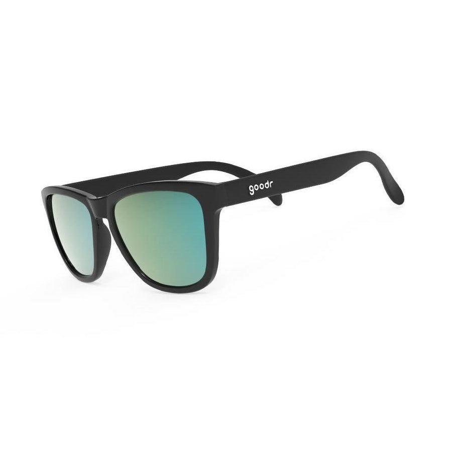 "Goodr OG Sunglasses ""Vincent's Absinthe Night Terrors"" - BlackToe Running Inc. - Toronto Running Specialty Store"