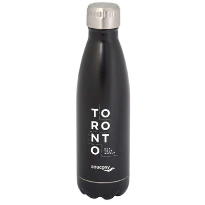Water bottle - Special Toronto Marathon Gift With Purchase - BlackToe Running Inc.