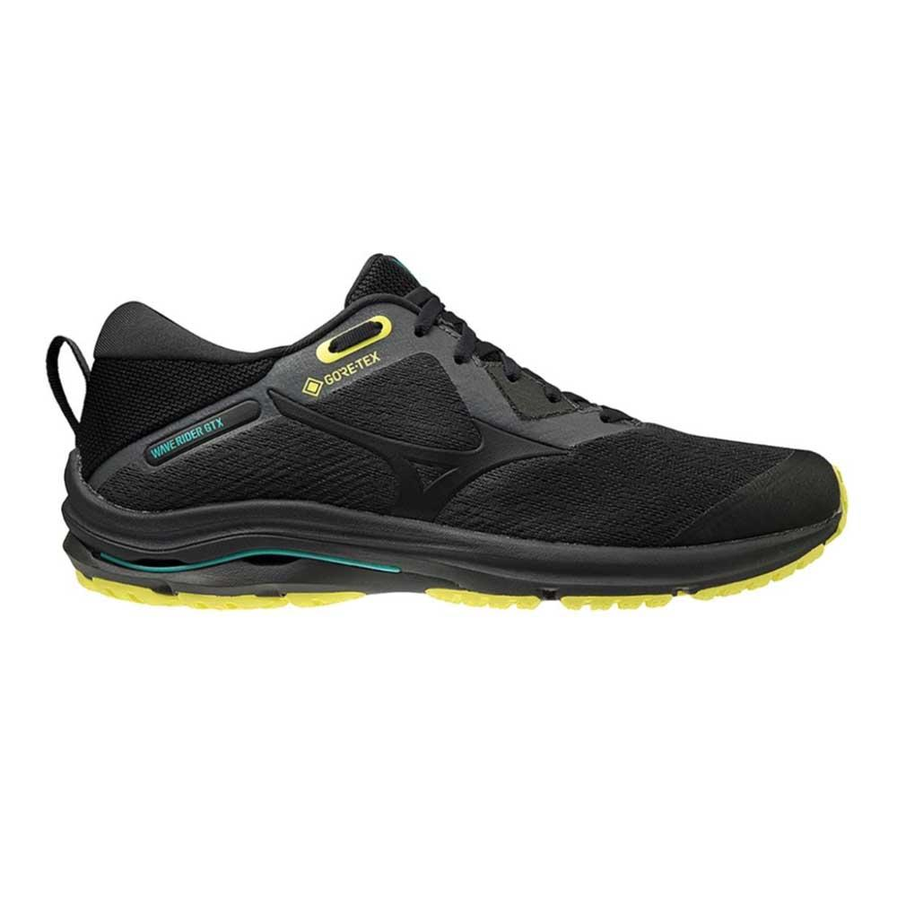 Mizuno Men's Wave Rider 24 Gore-Tex - BlackToe Running Inc. - Toronto Running Specialty Store