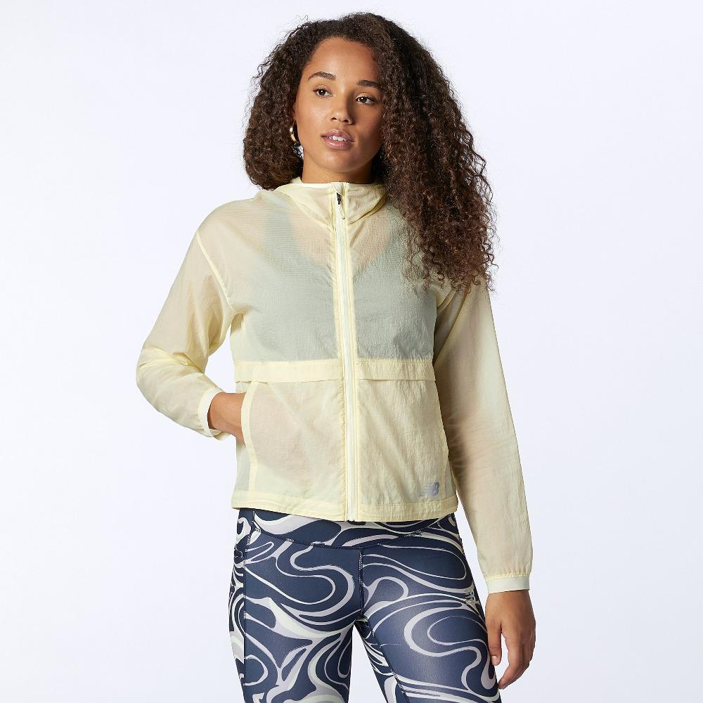 New Balance Women's Impact Light Pack Jacket - BlackToe Running Inc. - Toronto Running Specialty Store