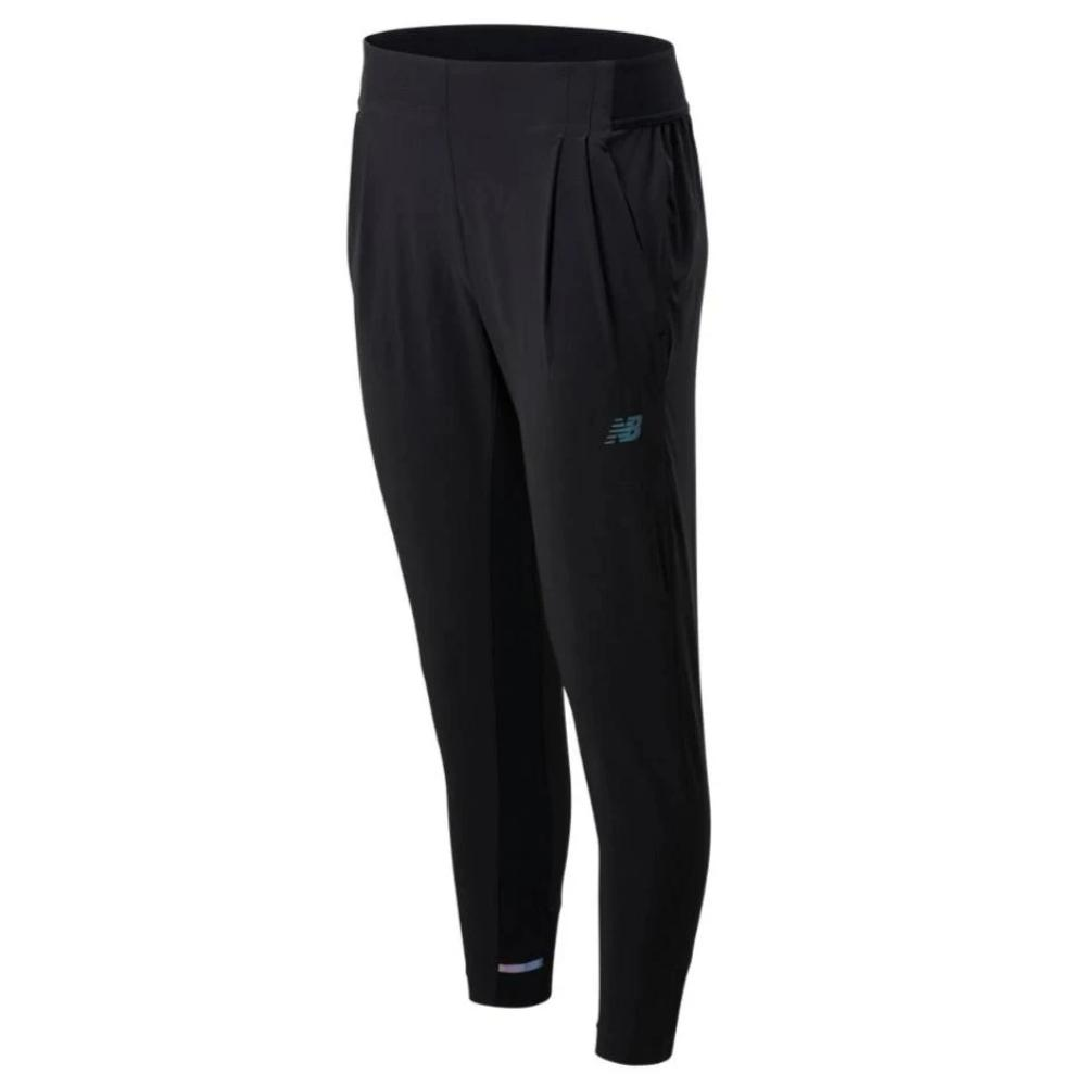 New Balance Women's Q Speed Run Crew Pant - BlackToe Running Inc. - Toronto Running Specialty Store