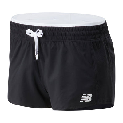 New Balance Women's Fast Flight Split Short - BlackToe Running Inc. - Toronto Running Specialty Store