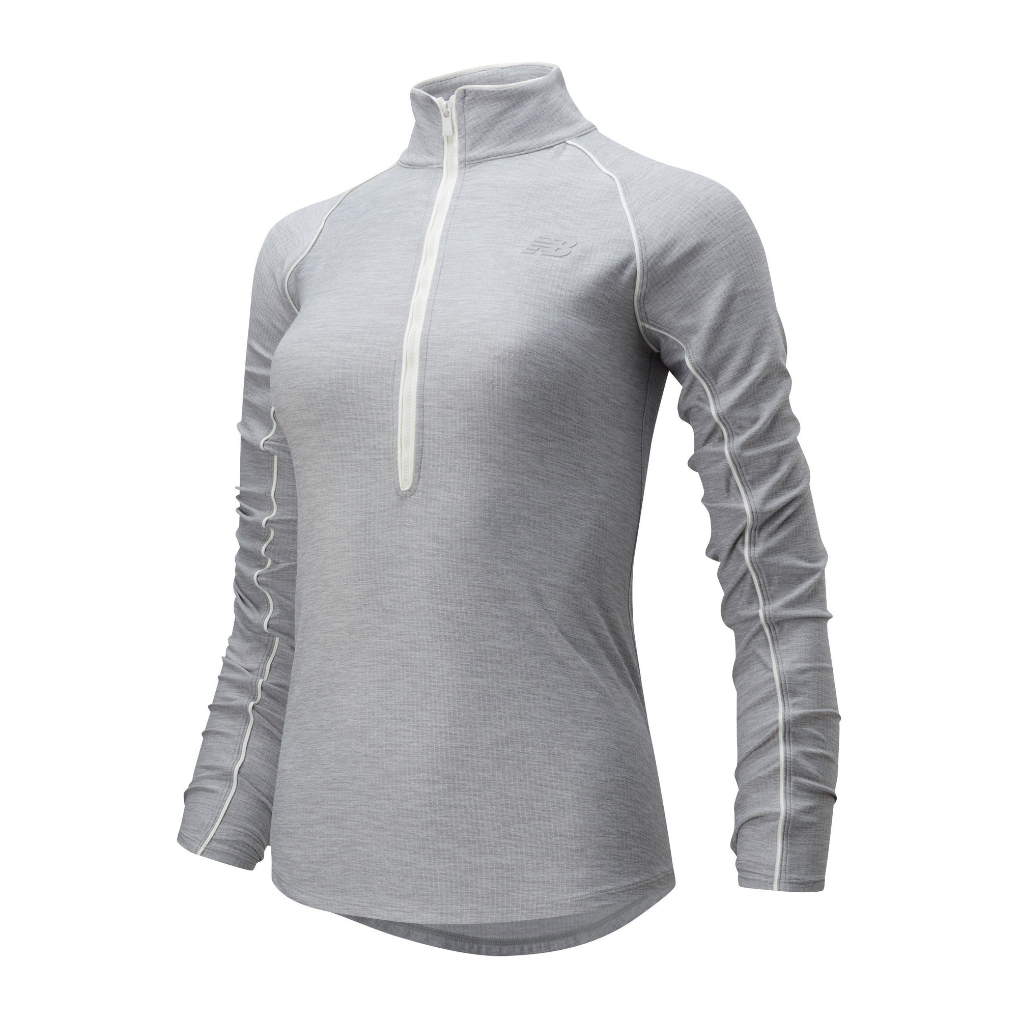 New Balance Women's Transform Half Zip - BlackToe Running Inc. - Toronto Running Specialty Store