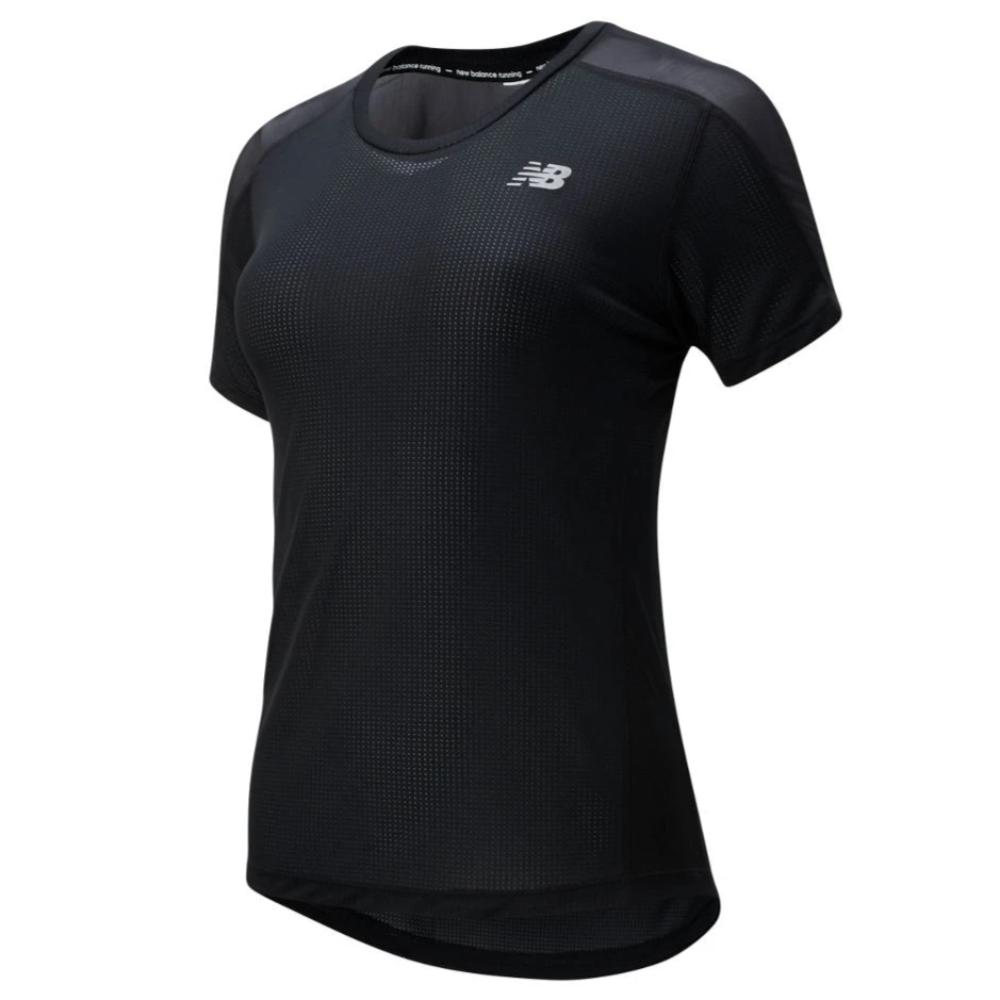 New Balance Women's Impact Run Short Sleeve - BlackToe Running Inc. - Toronto Running Specialty Store