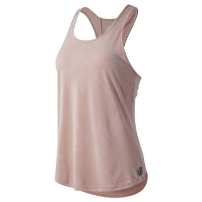 New Balance Women's Q Speed Fuel Jacquard Tank - BlackToe Running Inc. - Toronto Running Specialty Store