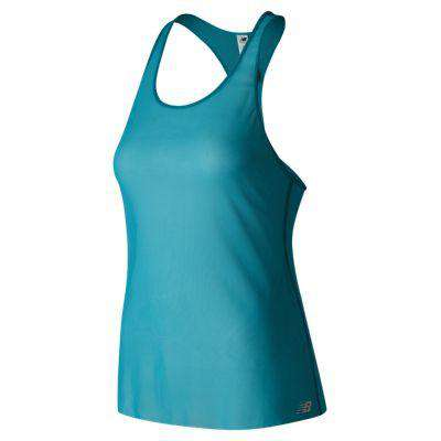 New Balance Women's Mesh Tank - BlackToe Running Inc.