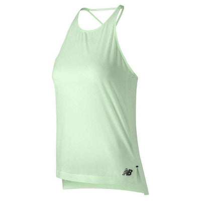 New Balance Q Speed Woven Tank - BlackToe Running Inc.