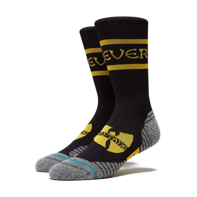 Stance Run Crew - Wu Tang Forever - BlackToe Running Inc. - Toronto Running Specialty Store