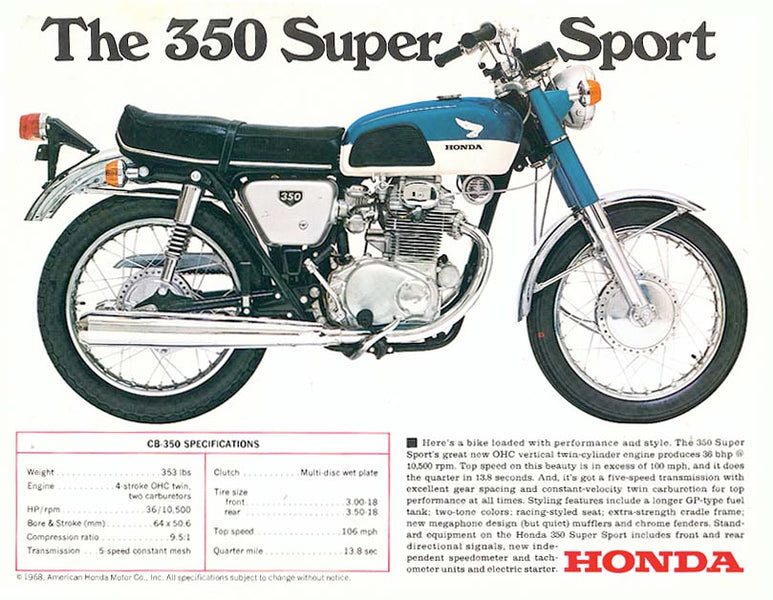 Honda CB350 battery replacement--Frustration Revisited