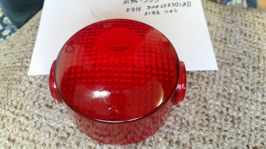 NOS Bridgestone Tail Light Lens 1970  CGC-4615  sku 5615