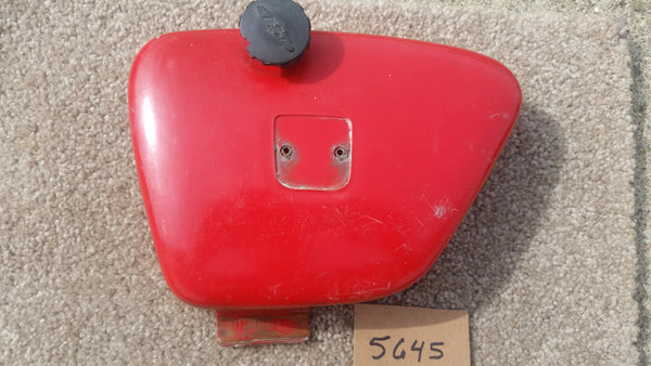 Honda Sport 65 sidecover left red sku 5645