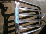 Honda CB400 Suzuki GS450,   Luggage Rack KG Model ADJUSTABLE will fit others 4282
