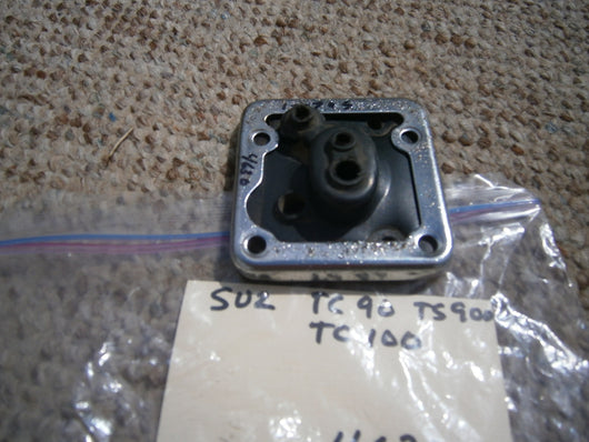 Suzuki TC TS90 TS TC100 carburetor top sku 4630