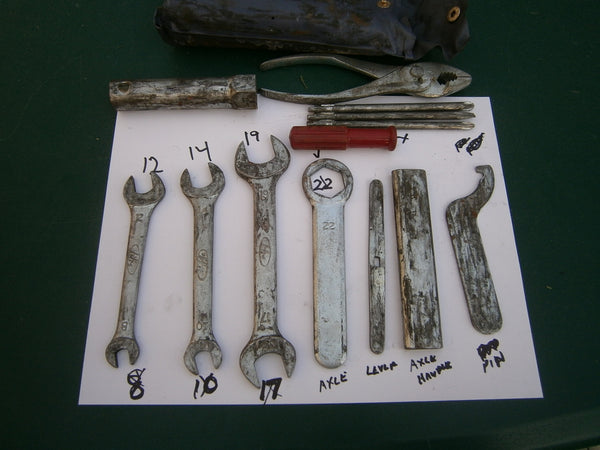 Honda CB350G Original Tool Kit 4647