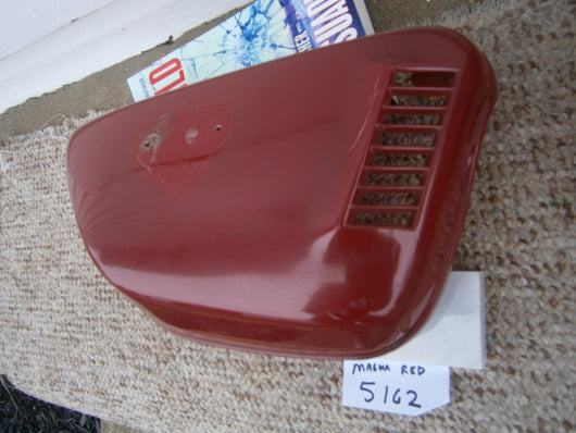 Honda CL 175 CB175  Sidecover Right Magna Red 5162