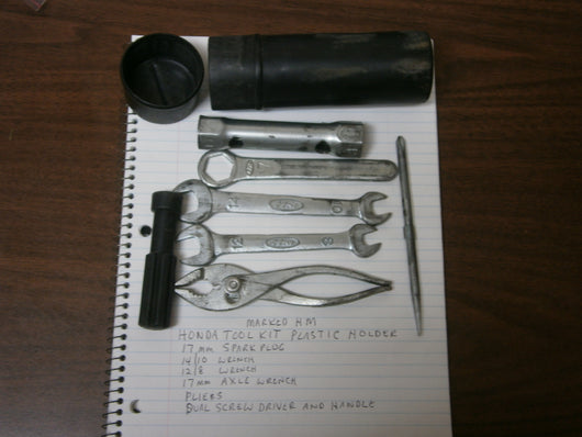 Honda Tool Kit for ATV 5211