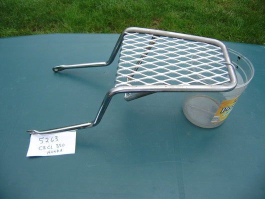 Honda CB350 Luggage Rack 5263