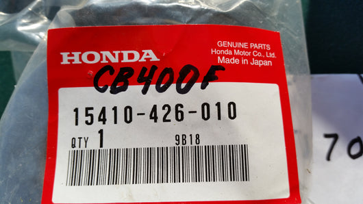 Honda CB400F NOS Oil Filter Honda Part15410-426-010 my sku   5270