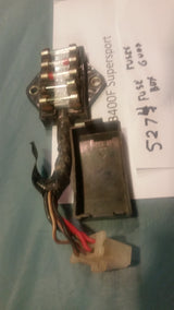 Honda CB400F Fuse Box and Fuses 5274