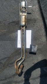 Honda CL160 Exhaust System 5288