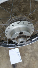 5305 Honda CB400F Rear Wheel