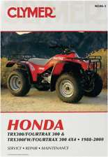 Sold Ebay Clymer Motorcycle Service Manual 1988-2000 Honda TRX300 Fourtrax 4x4 5516