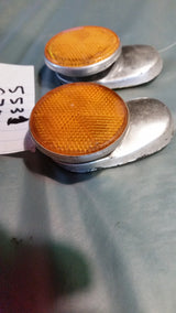 Honda C70 Reflector Pair 5531