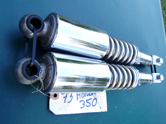 Honda CB350 CL350 Shock Pair sku 5781