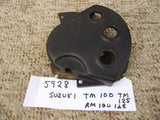 Suzuki TM100 TM125 RM100 RM125 sprocket cover OEM NOS sku 5928