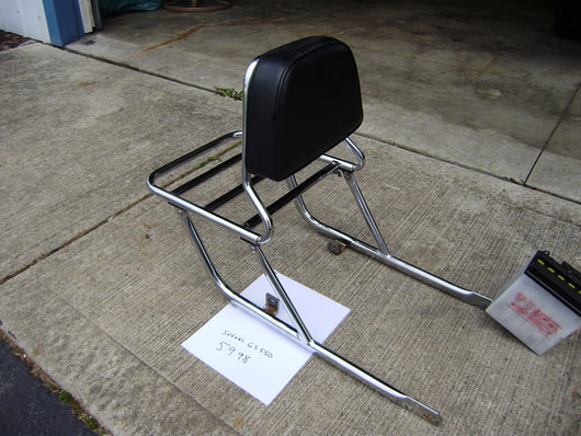 Suzuki GS550 Luggage Rack sku 5998