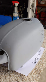 Honda CL350 Gas Tank 1968-1969 Primed 6046