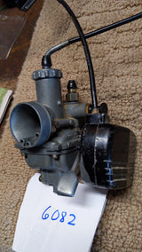 Mikuni 30mm ATV  Carburetor and throttle  sku 6082