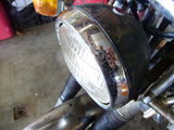 Honda CL175 1972 headlight Complete and tested sku 6167