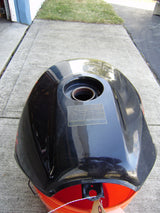 Sold Ebay 3/14/21 Honda CBR 600 Hurricane gas tank sku 6295