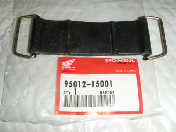 Copy of Honda Battery Strap Honda OEM new  95012-15001 Fits many models-sku 6096
